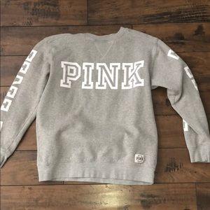 Pink crew neck 👻